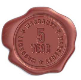 5 aastat garantiid
