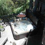 minibasseinid terrassil