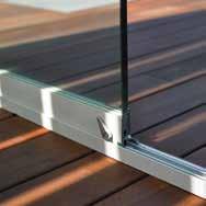 Lukustatav klaaspaneel